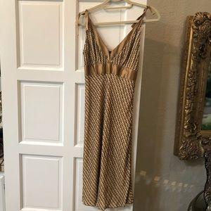 Kenneth Cole Velvet Dress